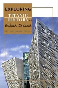 Titanic | Belfast Ireland | Titanic Museum | Visit Belfast | Travel Ireland