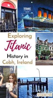 Visit Titanic Cobh Museum | Titanic | Cobh | Ireland | Titanic Museum | Travel Ireland