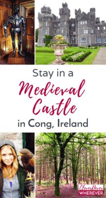Traveling to Ireland #irelandtravel #irelandvacation #irelandtraveltips #castlesinireland #castlesaroundtheworld #congireland