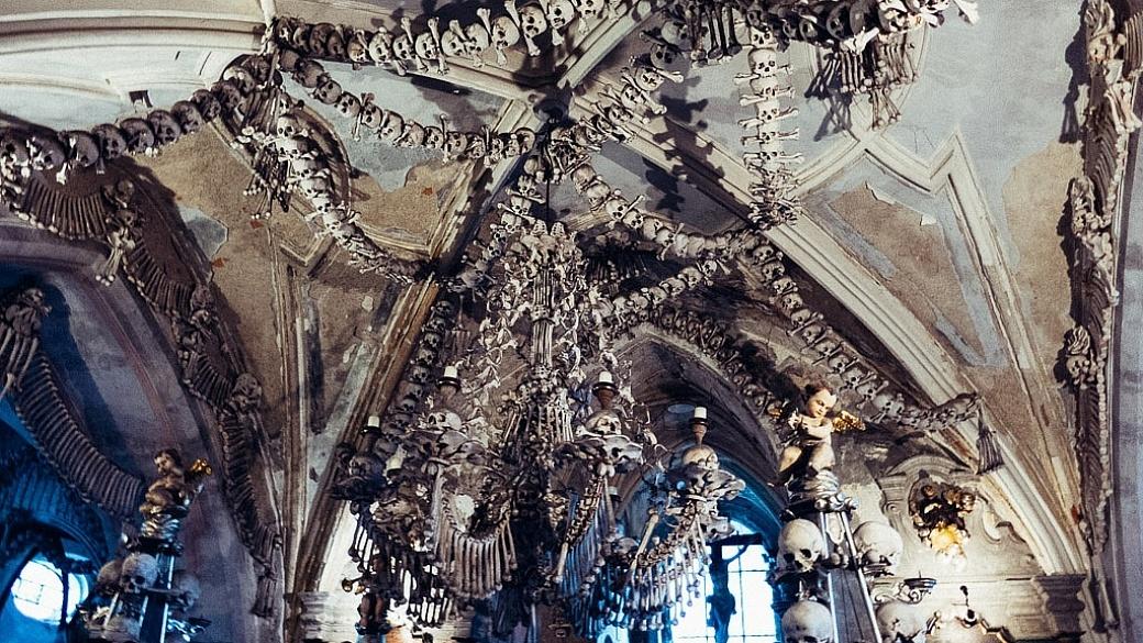 Bone Chapel - Sedlec