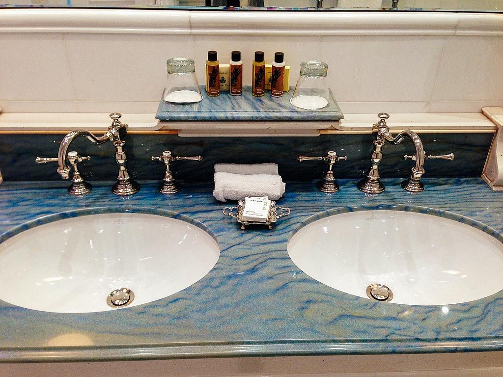 Ashford Castle Victorian Deluxe Double Sink