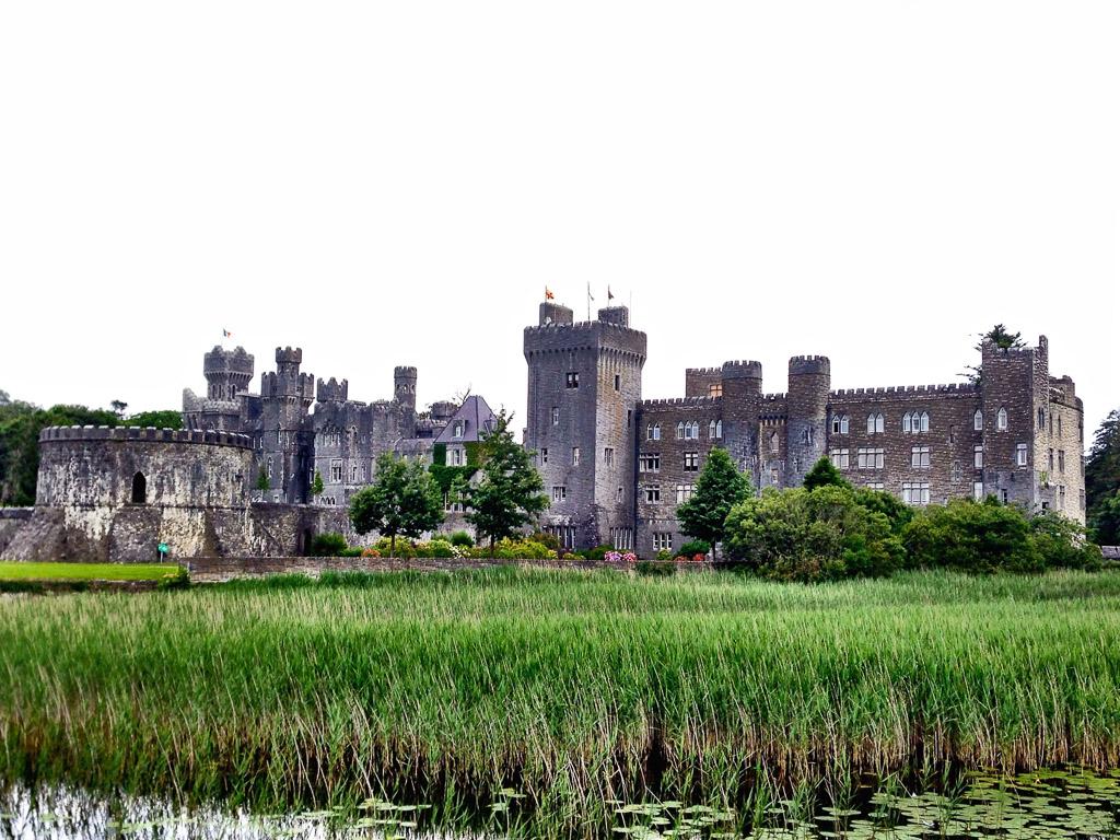 Ashford Castle - Cong, Ireland