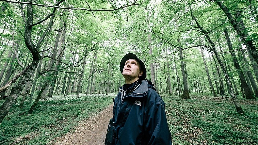 Sławomir Przygodzki, Bialowieza Forest Guide