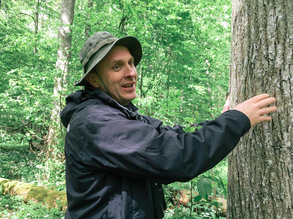 Sławomir Przygodzki - Białowieża Forest Tour Guide