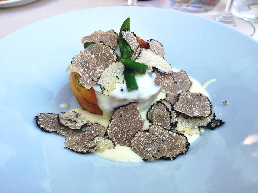 Truffles of Piedmont, Italy wine country