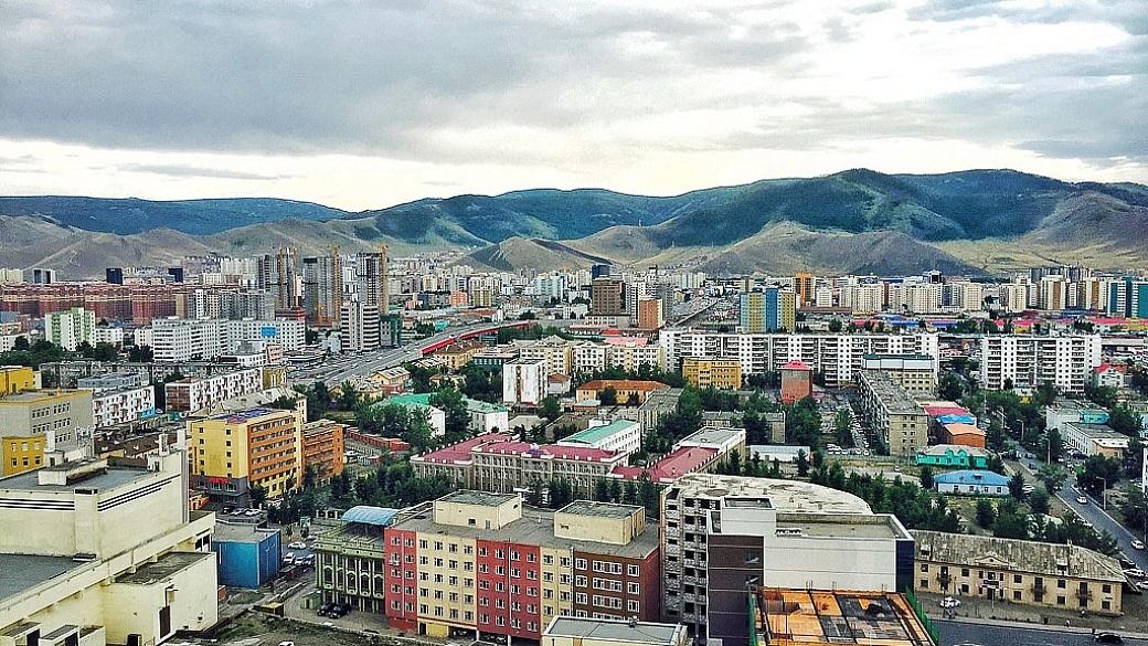 City of Ulaanbaatar, Mongolia