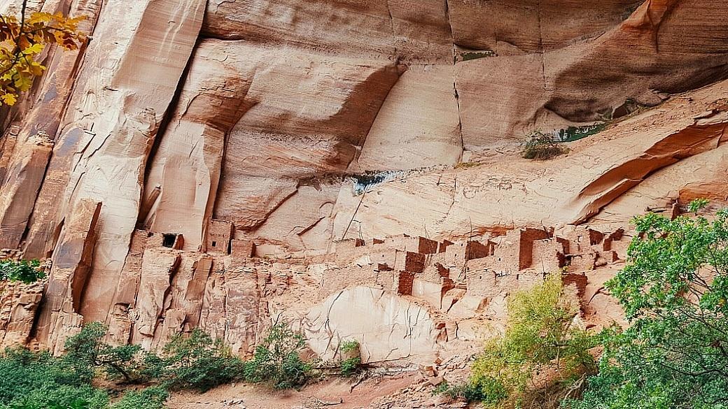 Betatakin Ruins of Navajo Nation, Arizona
