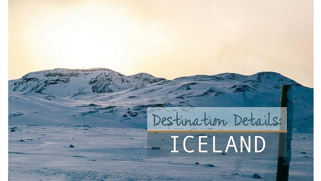 Destination Details - Iceland