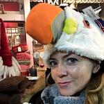 Juliana Dever Puffin Hat Iceland
