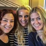 Girls Trip! Rachel, Stephanie and Juliana Dever in Eastern Canada.