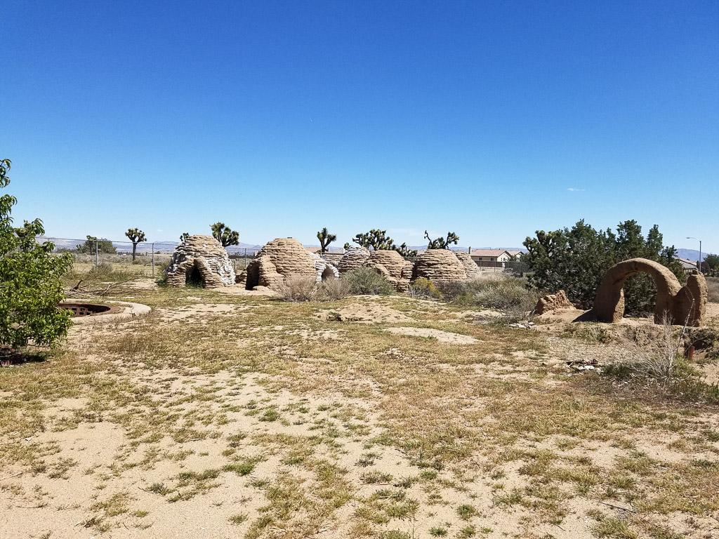 Cal-Earth Home High Desert