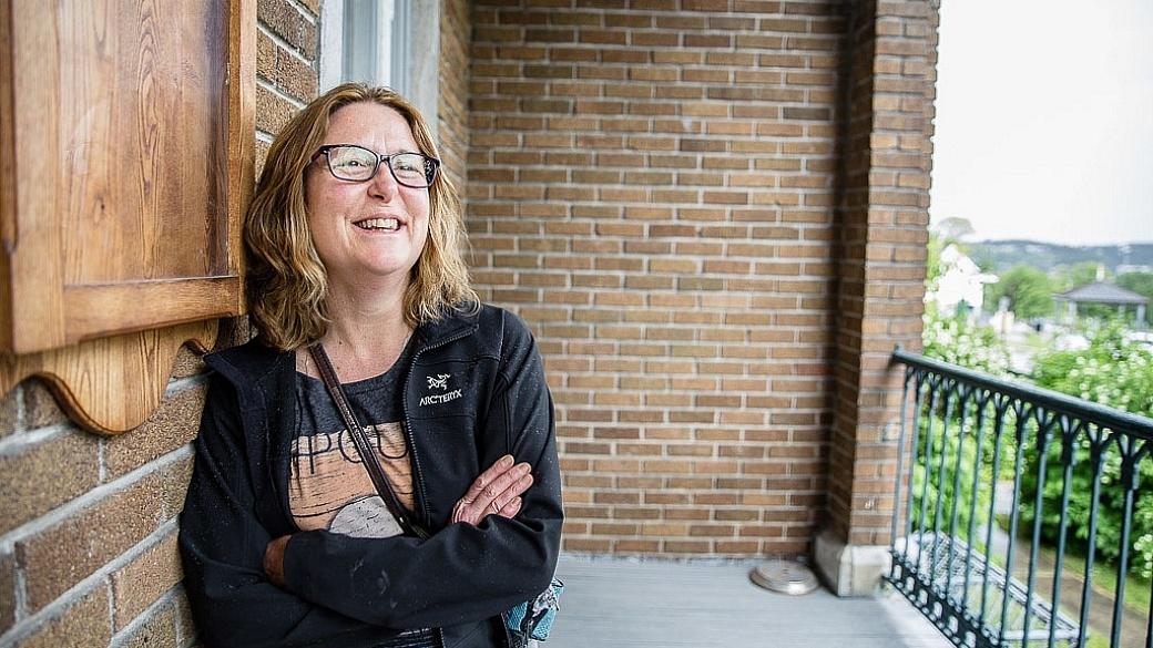 Chicoutimi Nathalie Thibault Saguenay Forager
