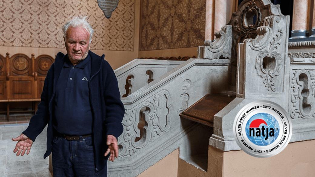 Barnabás Fehrér – Holocaust Remembrance Hungary Synagog