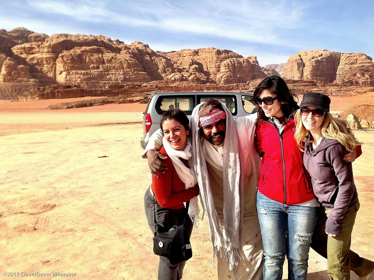 Juliana Dever Bedouin Jordan