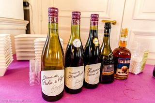 Kir and regional liquors of Burgundy