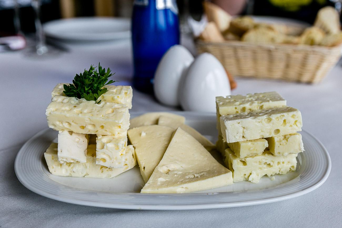 Georgian food | Georgian cheese