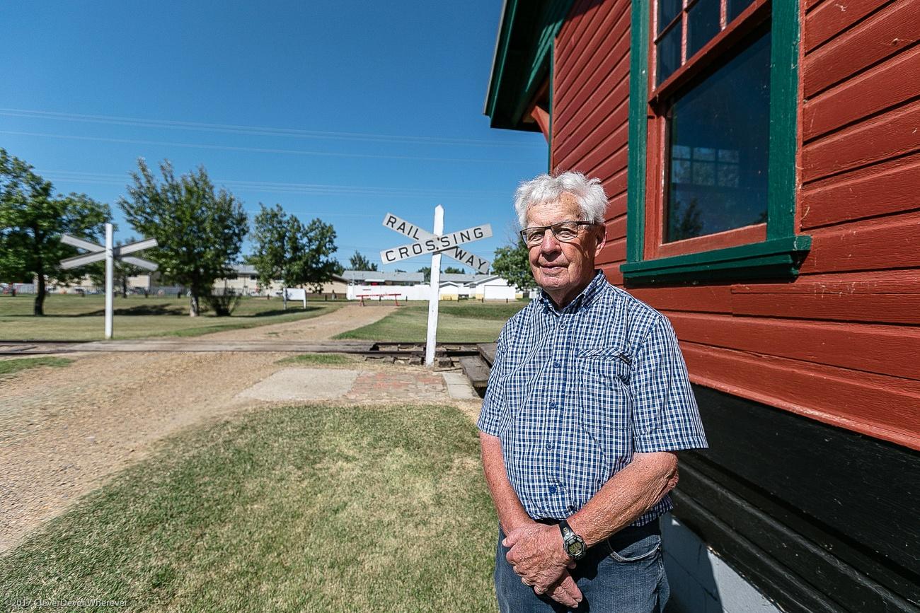 John Kaster Hanna Canadian Badlands