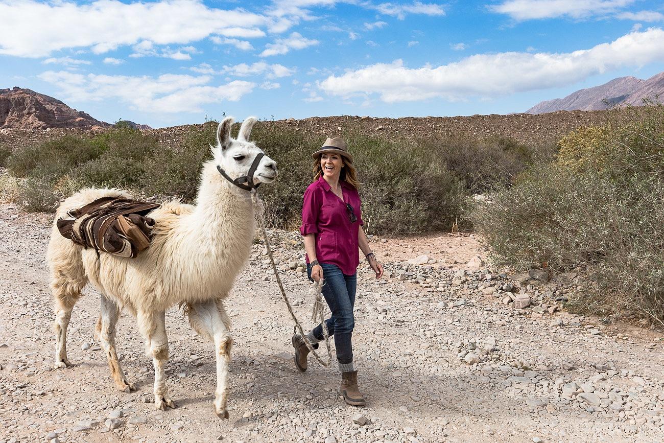 Tilcara llama trek Best of 2017 Juliana Dever