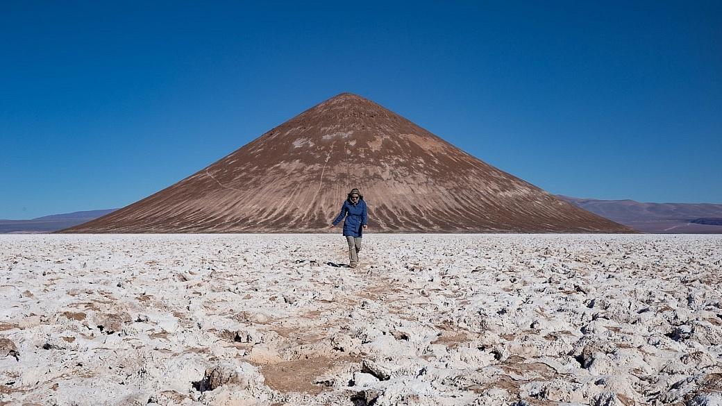 Cone of Arita Juliana Dever - Tolar Grande Adventure