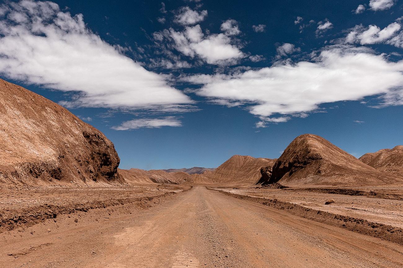 Devils Desert Argentina Andes Mountains road trip