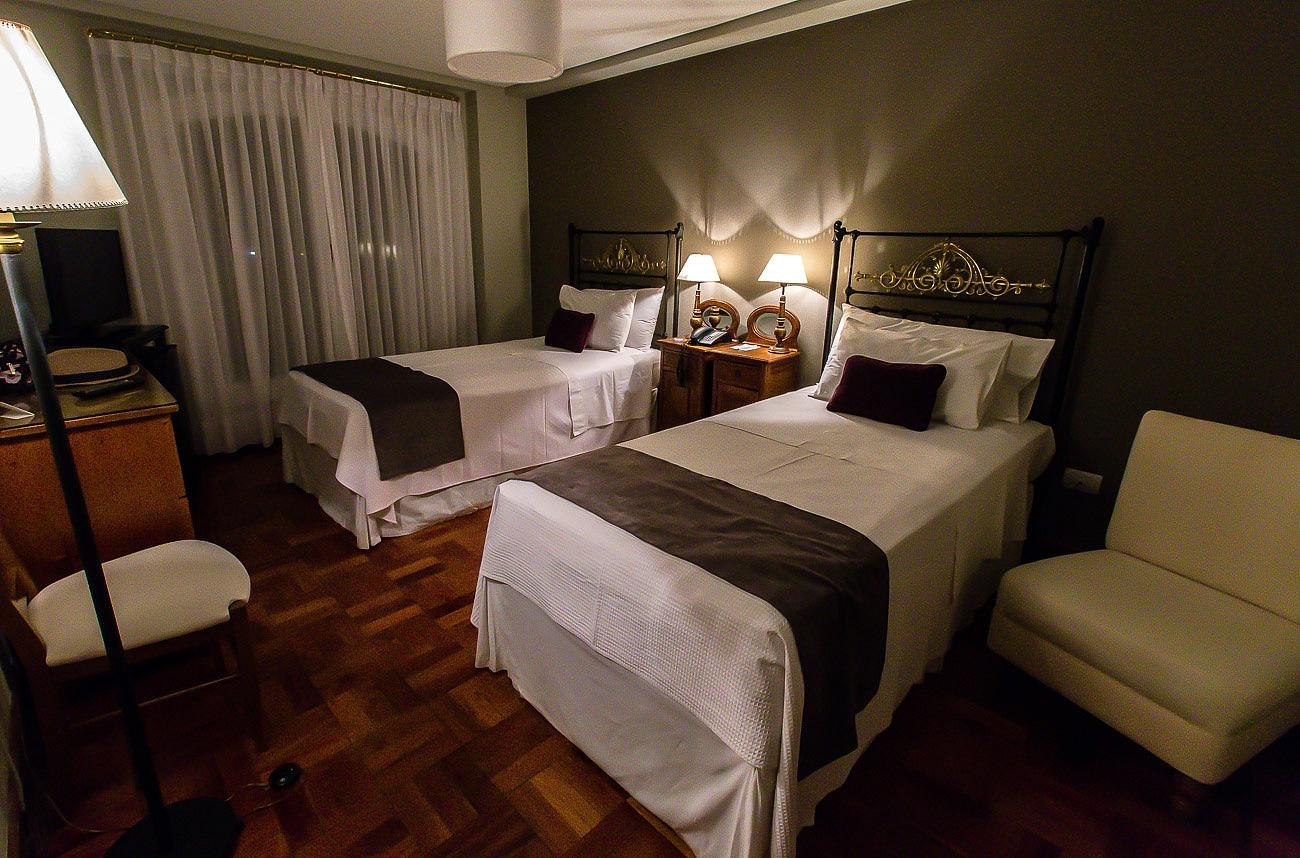 Solar de la Plaza hotel Salta Argentina