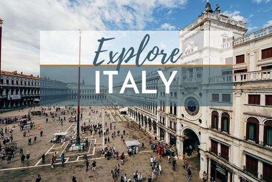 Explore Italy