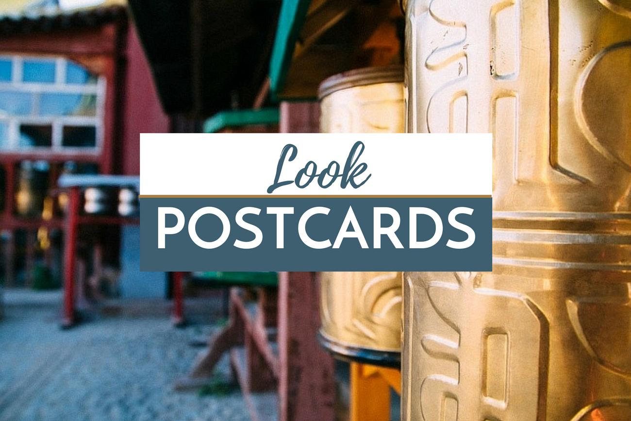 Mongolia Postcards