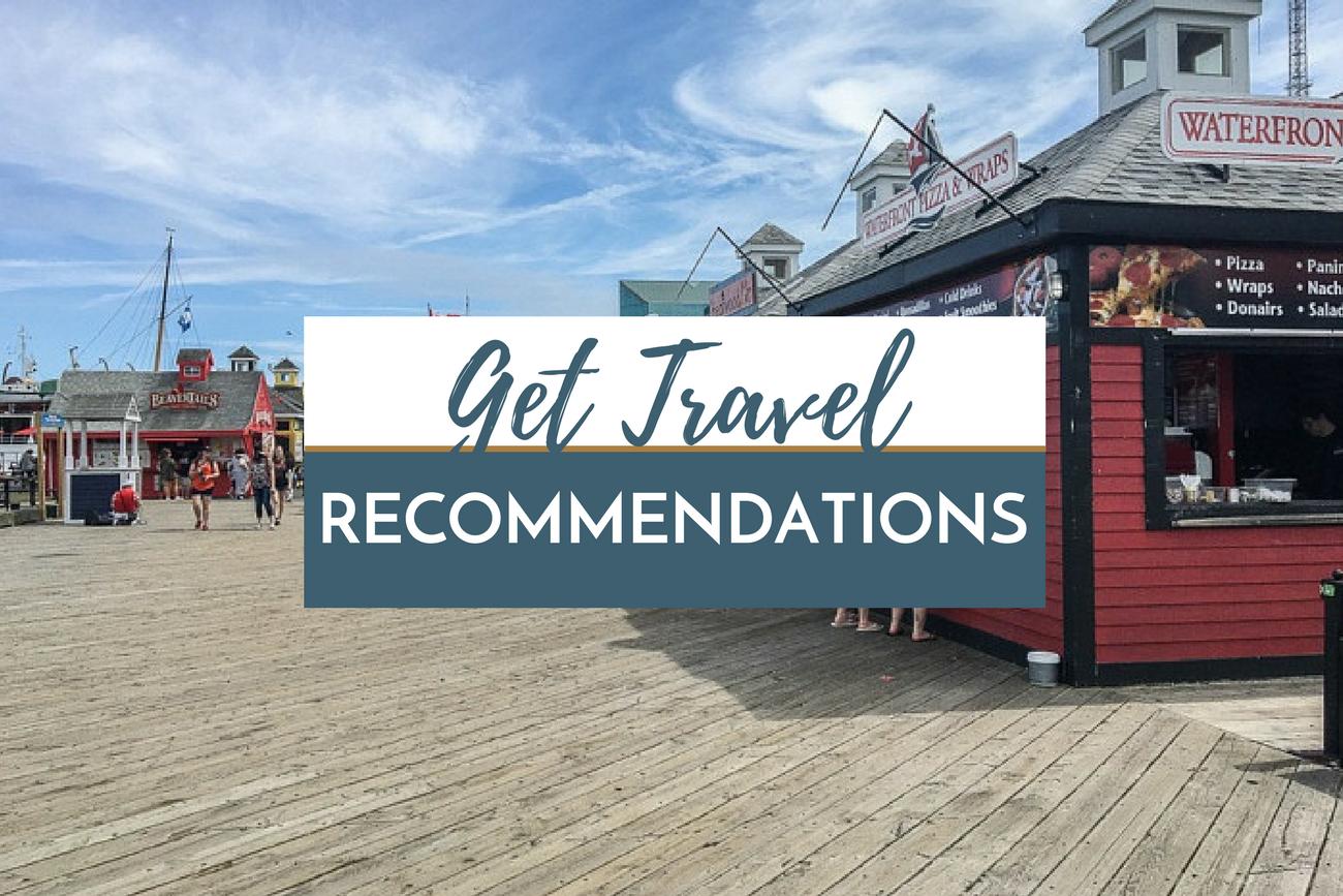 Nova Scotia Travel Recommendations