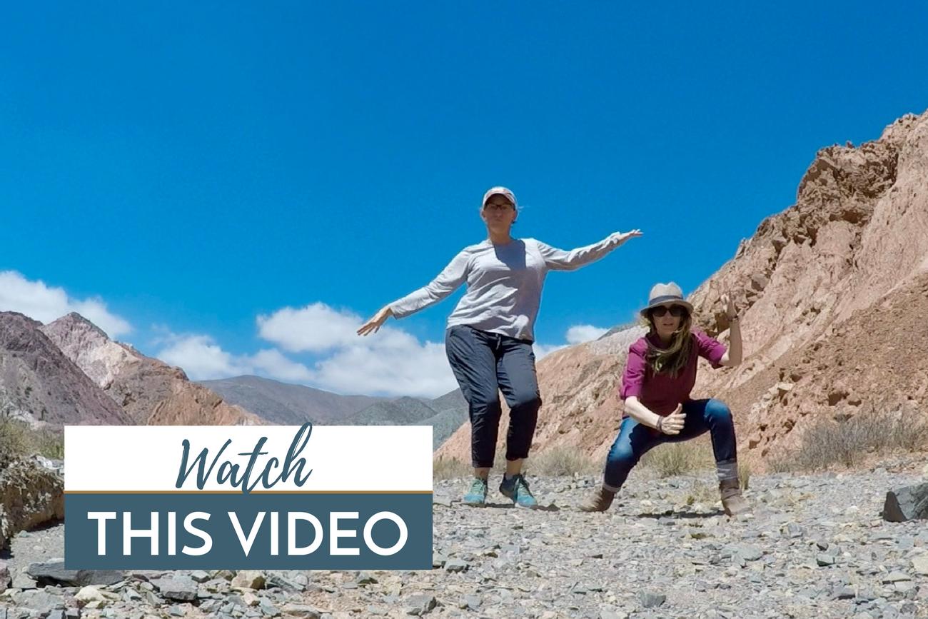Salta Argentina Video