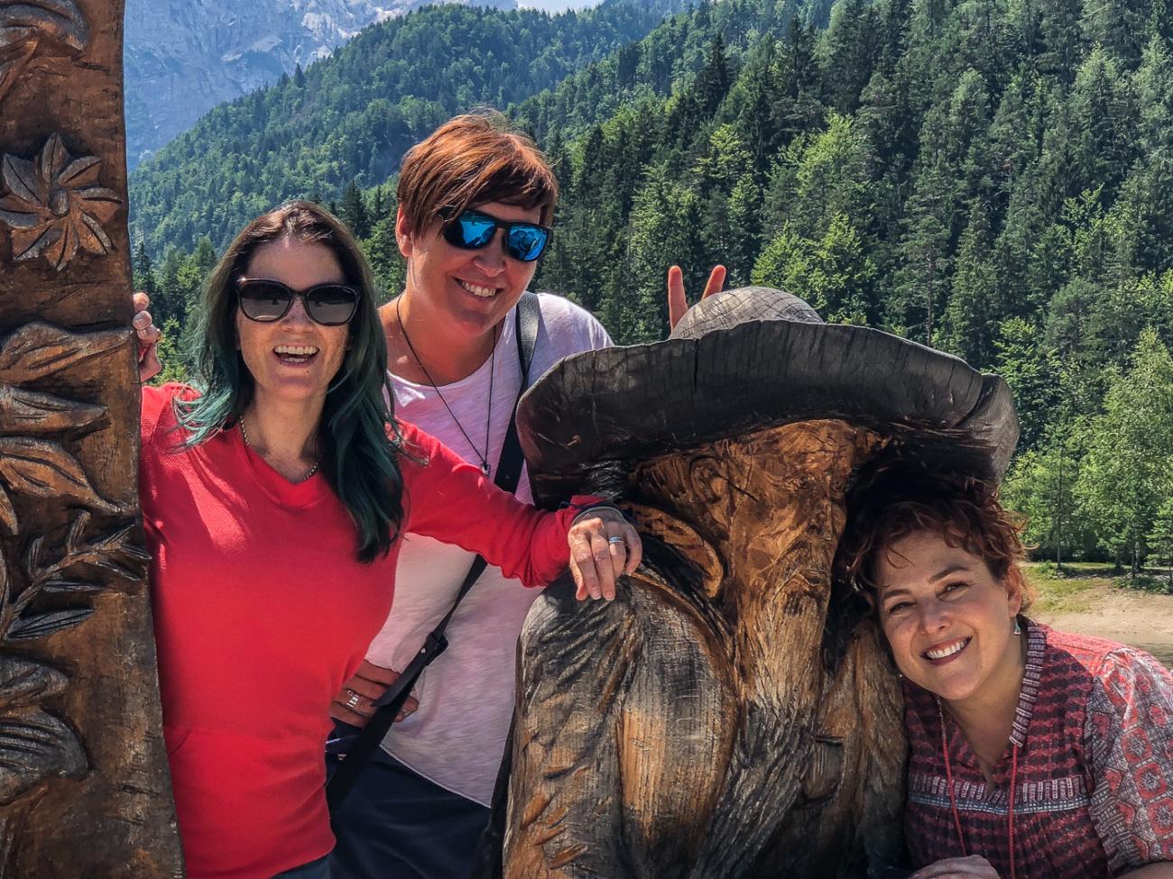 Kranjska Gore Tina Tour Guide Rachel Juliana Dever