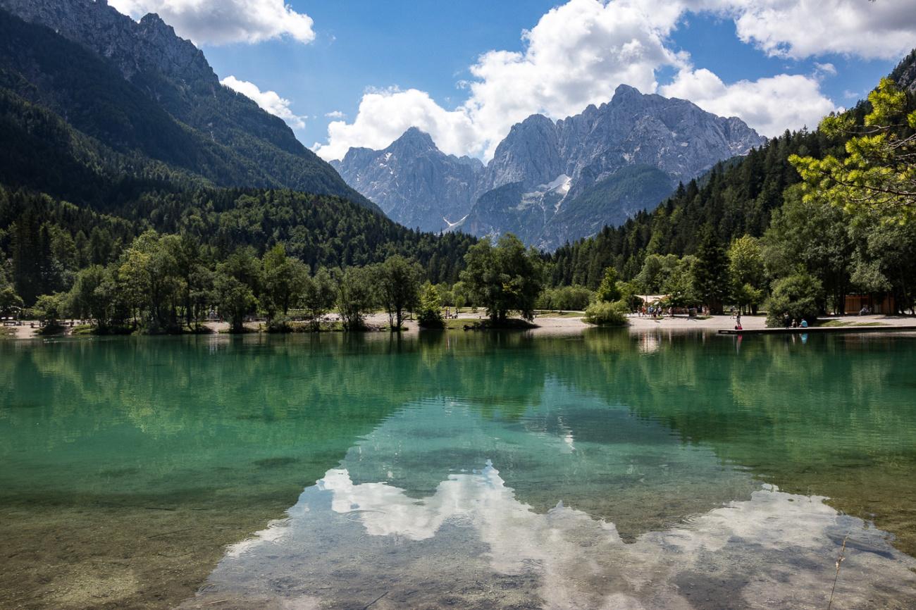 Kransjska Gora Mountain Reflection - Guide to Slovenia