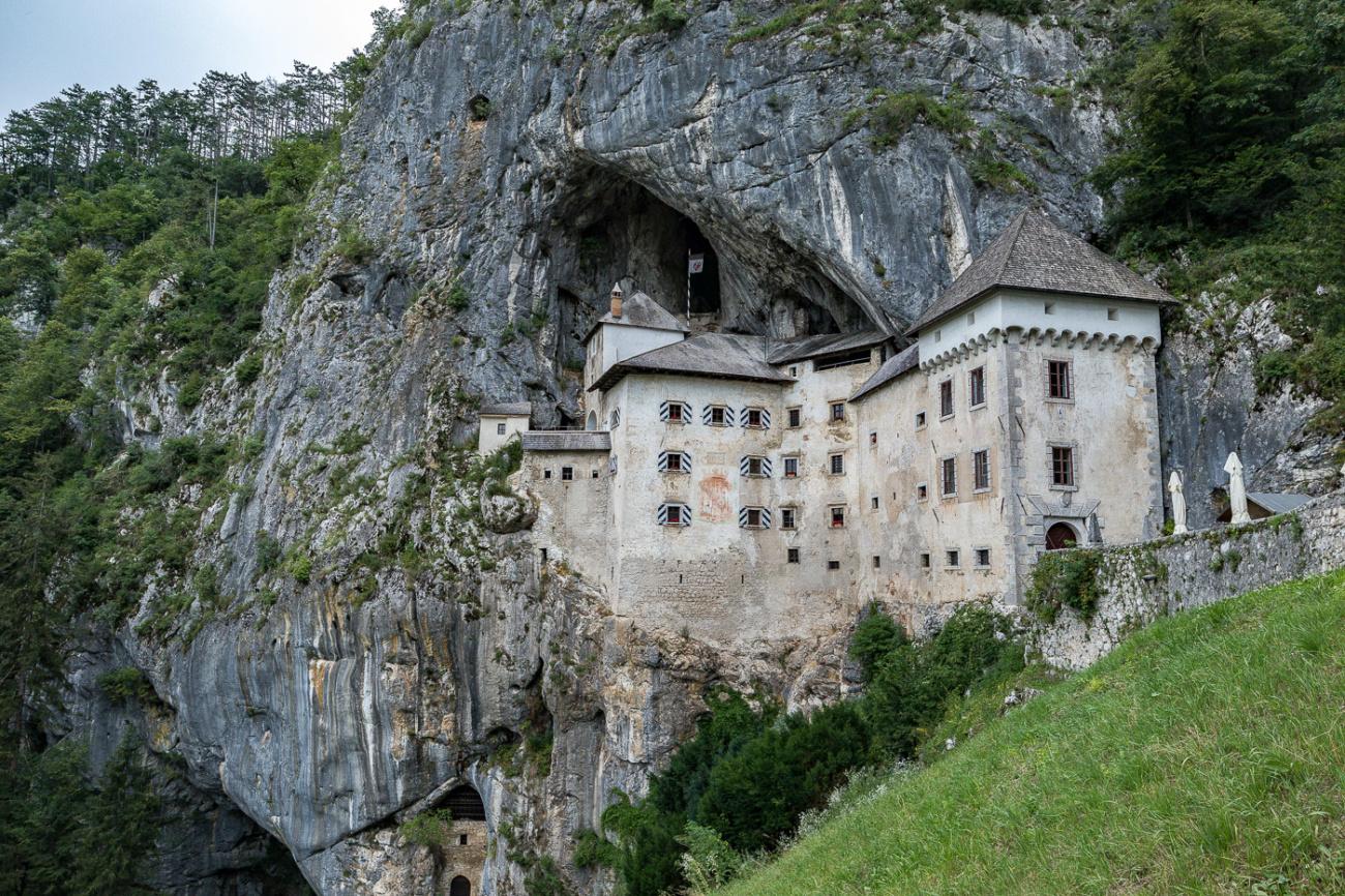 Predjama Castle - Postojna Slovenia