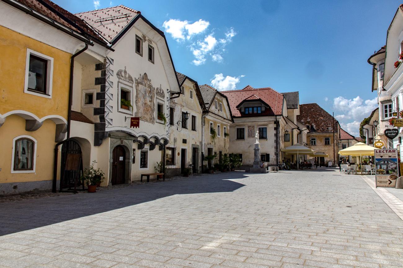 Radovljica - Guide to Slovenia