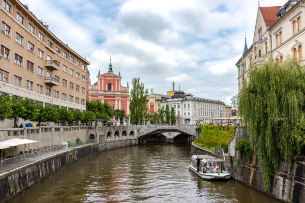River View Ljubljana Slovenia