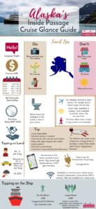 Infographic Alaska travel tips