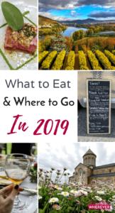 Where to travel in 2019 #foodie #travel #travellover #bestvacation #vacation #besttraveldestination