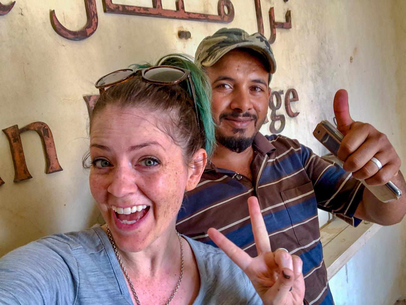 Juliana Dever Where to Travel in 2019 Feynan Bedouin
