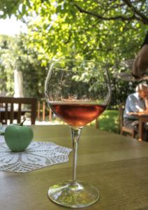 Orange wine in Slovenia