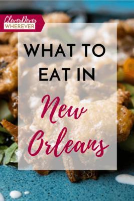what to eat in new orleans #neworleans #neworleansthingstodo #neworleanstrvel #neworleansfrenchquarter #neworleansfood #foodinneworleans