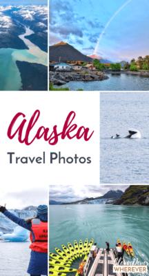 Alaska Travel Photos #alaskatravelcruise #alaskatraveltips #alaskatravelphotography #travelphotography #alaskatravel #alaskacruise #travelingtoalaska