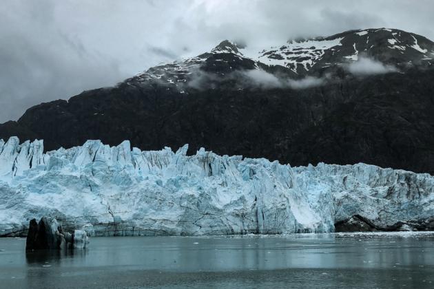 Marjorie Glacier | Glacier National Park Alaska