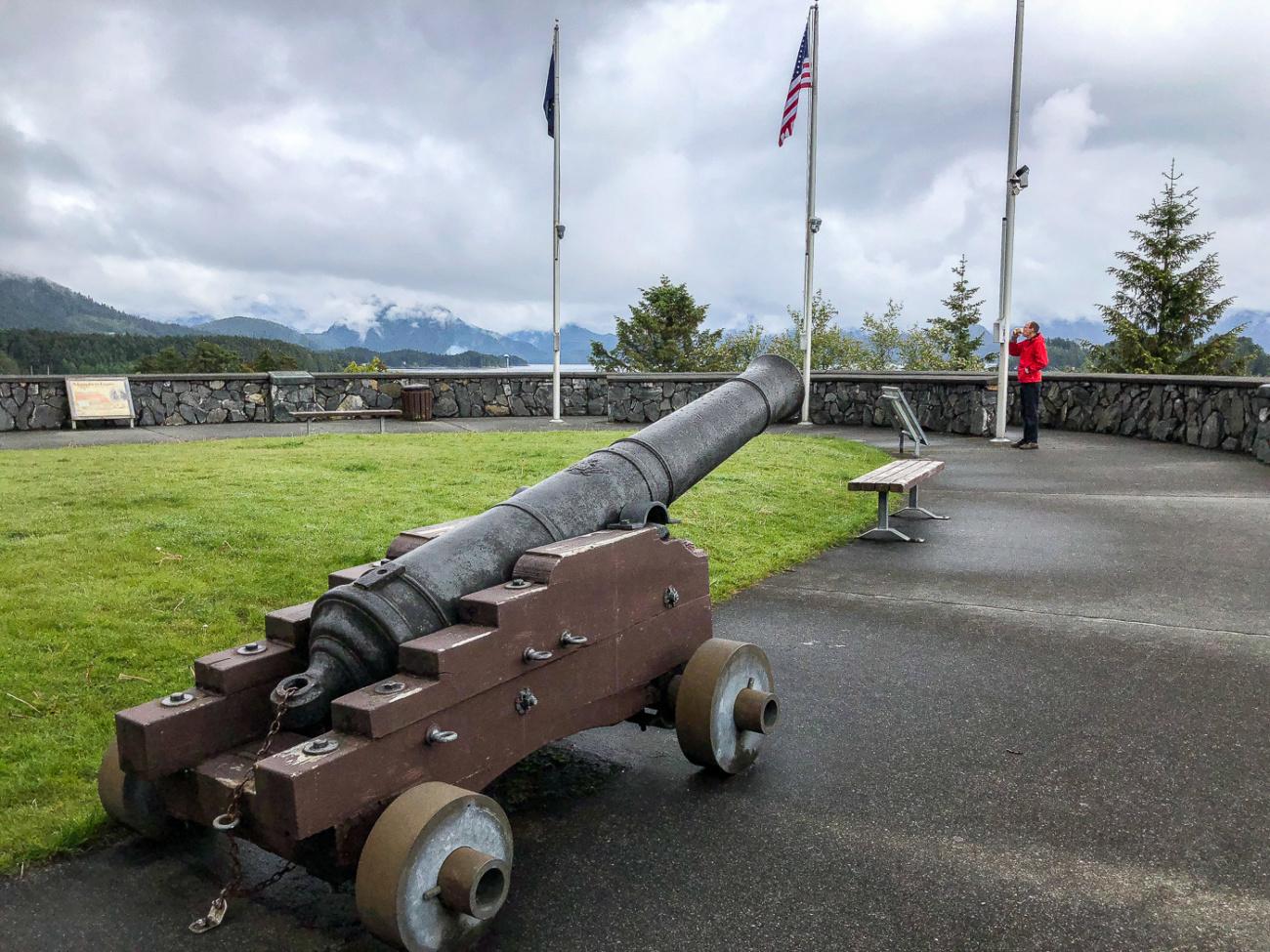 Castle Hill Sitka Alaska