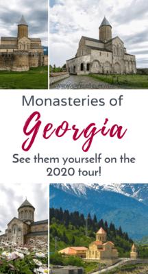 Georgia Monastaries