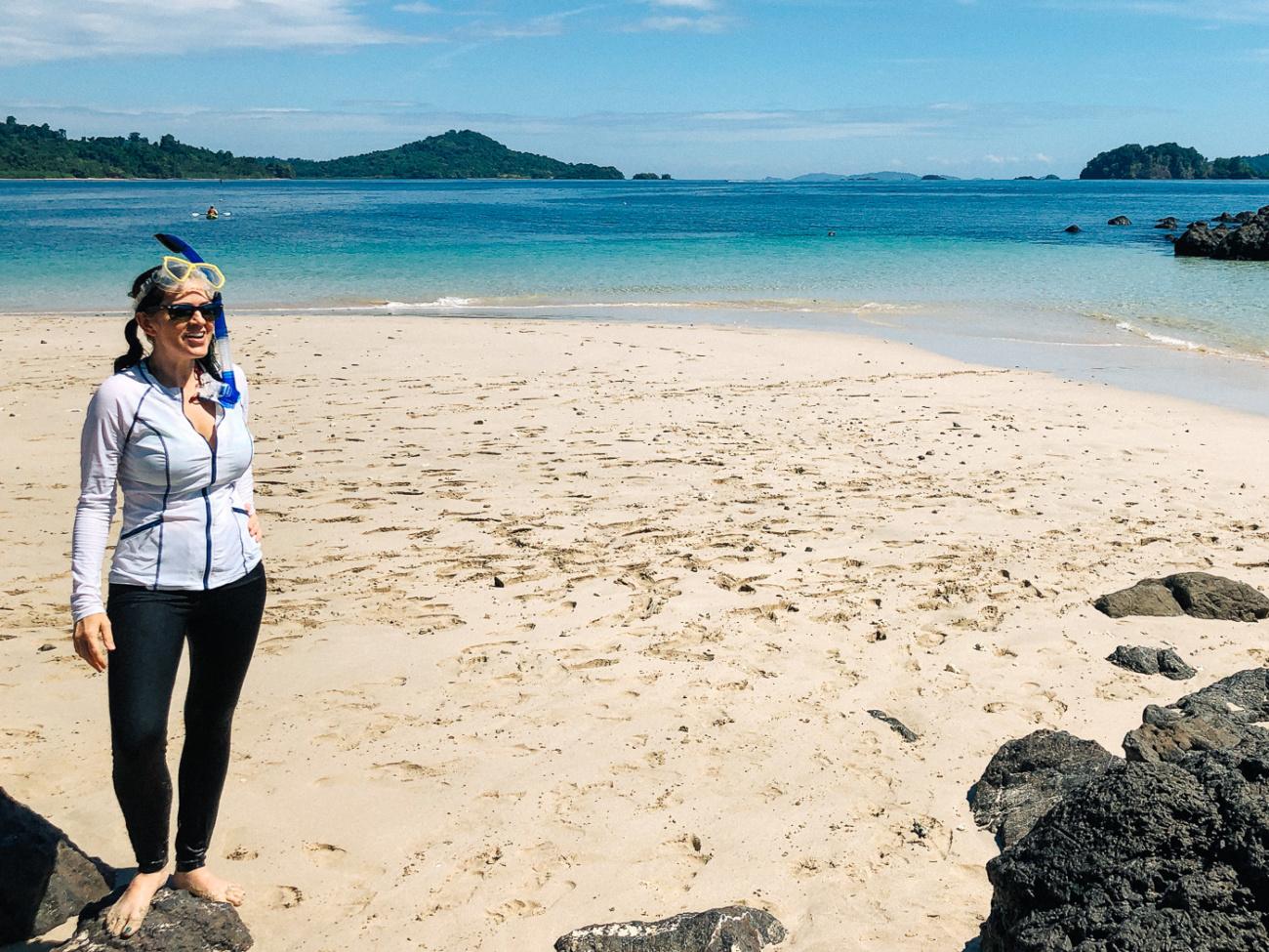 Rash Guard cruise packing list Juliana Dever