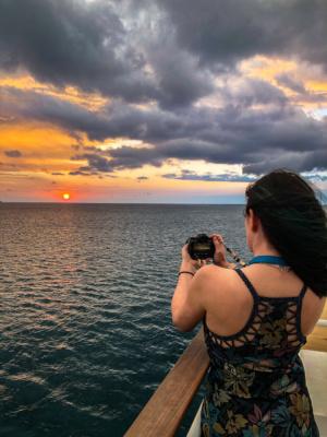 Prana Sundress for your Cruise Packing List
