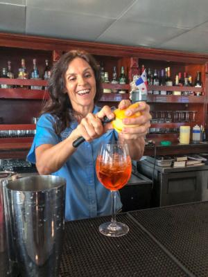 UnCruise Patience Bartender