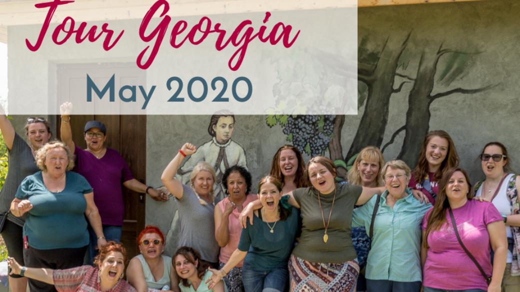 Tour Georgia 2020